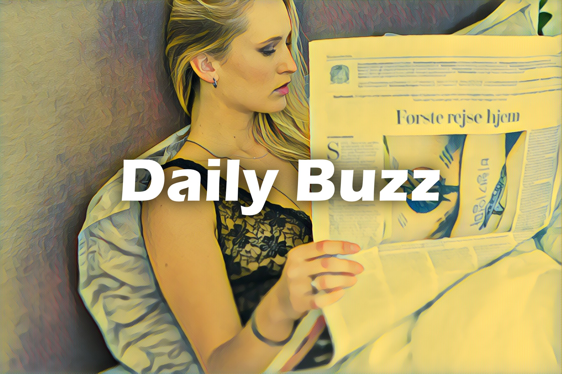 DailyBuzz Monday 25 June 2018
