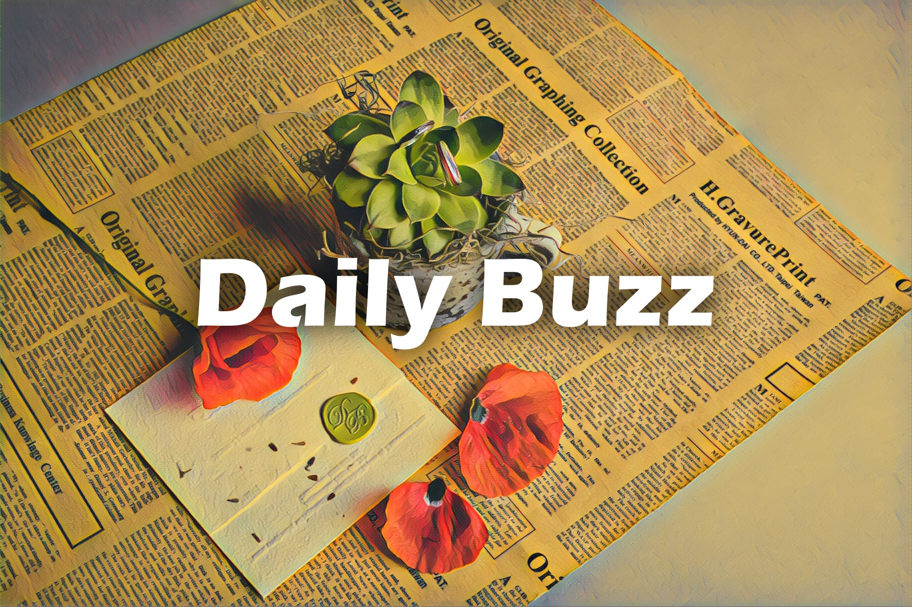 DailyBuzz Saturday 9 June 2018