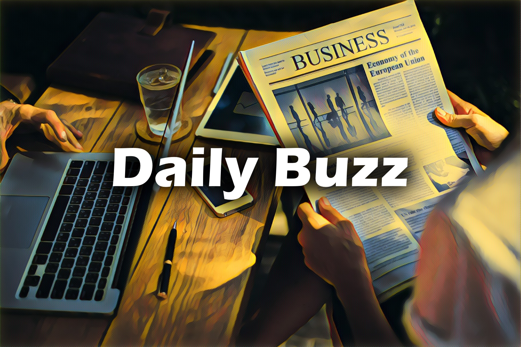 DailyBuzz Wednesday 20 June 2018