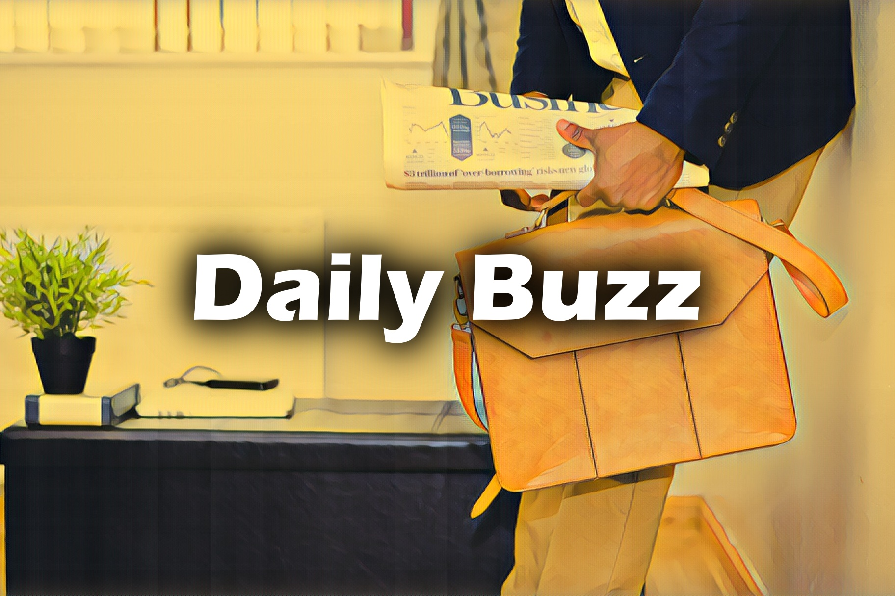 DailyBuzz Friday 22 June 2018