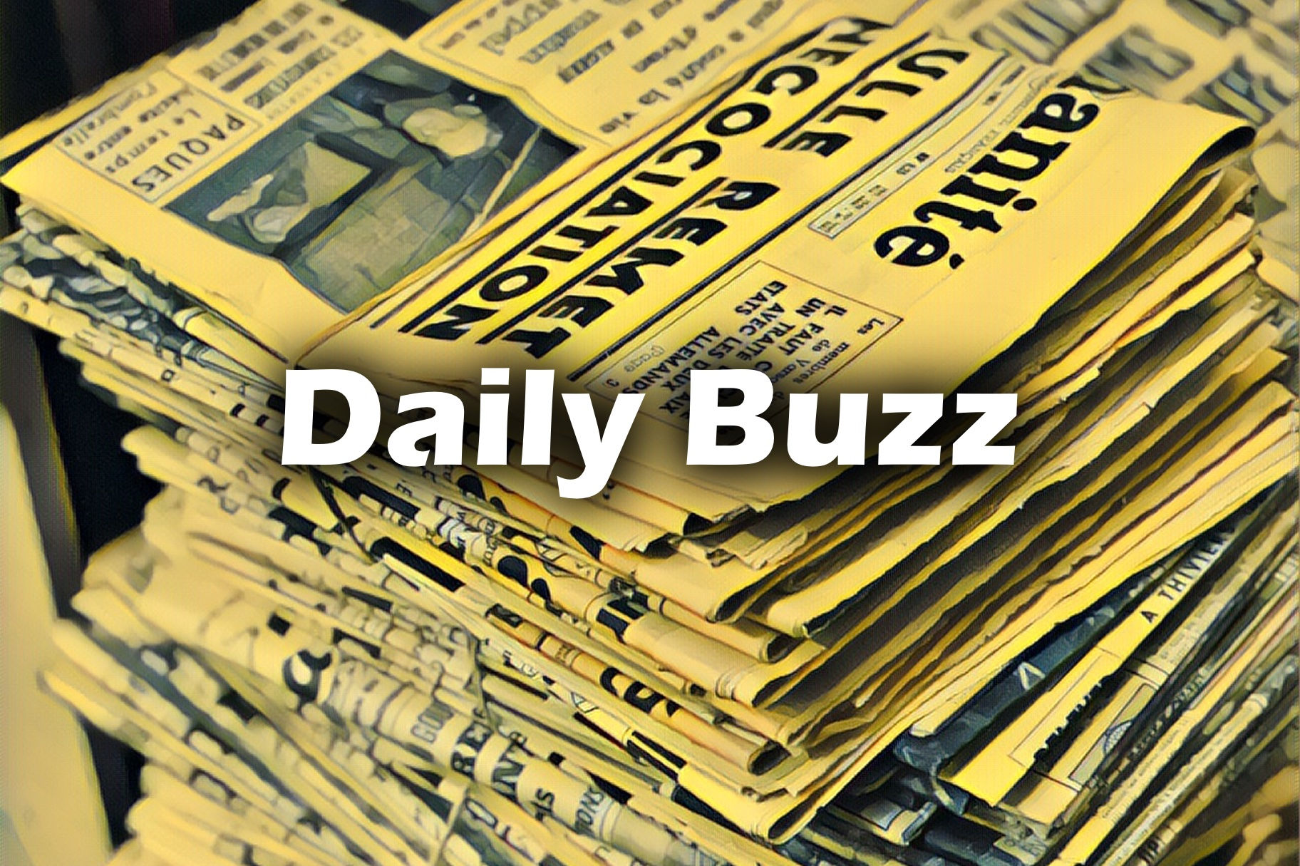 DailyBuzz Thursday 14 June 2018