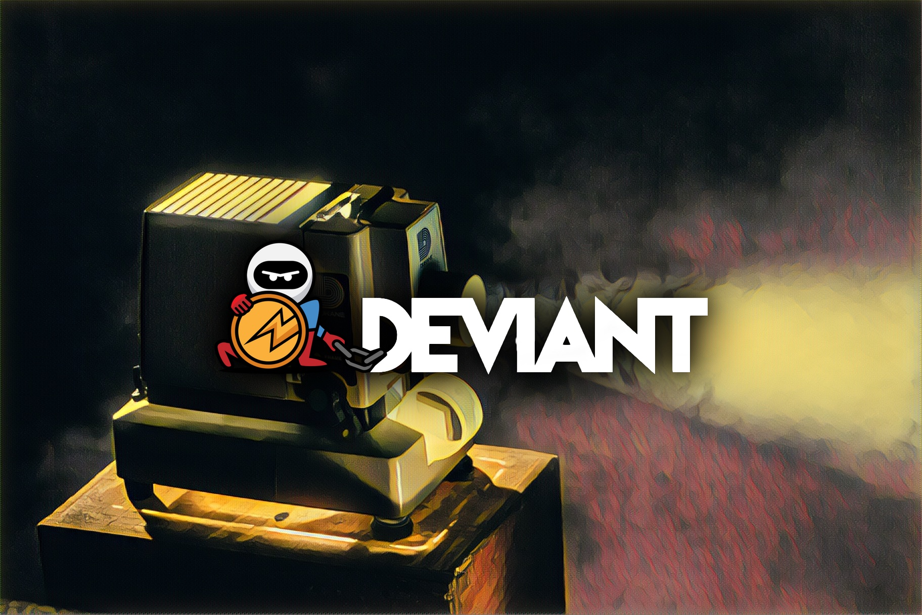 Deviant Coin burns 800k coins