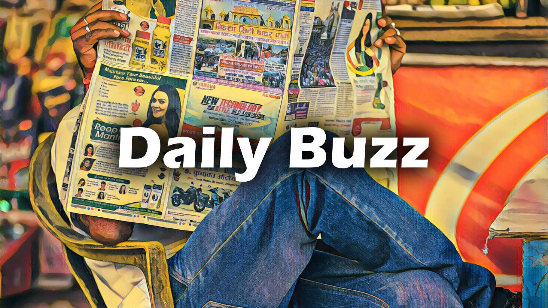 DailyBuzz Monday 23 July 2018