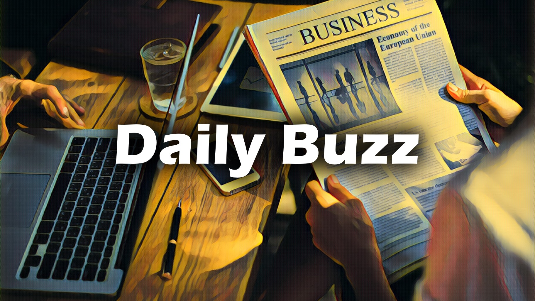 DailyBuzz Sunday 8 July 2018