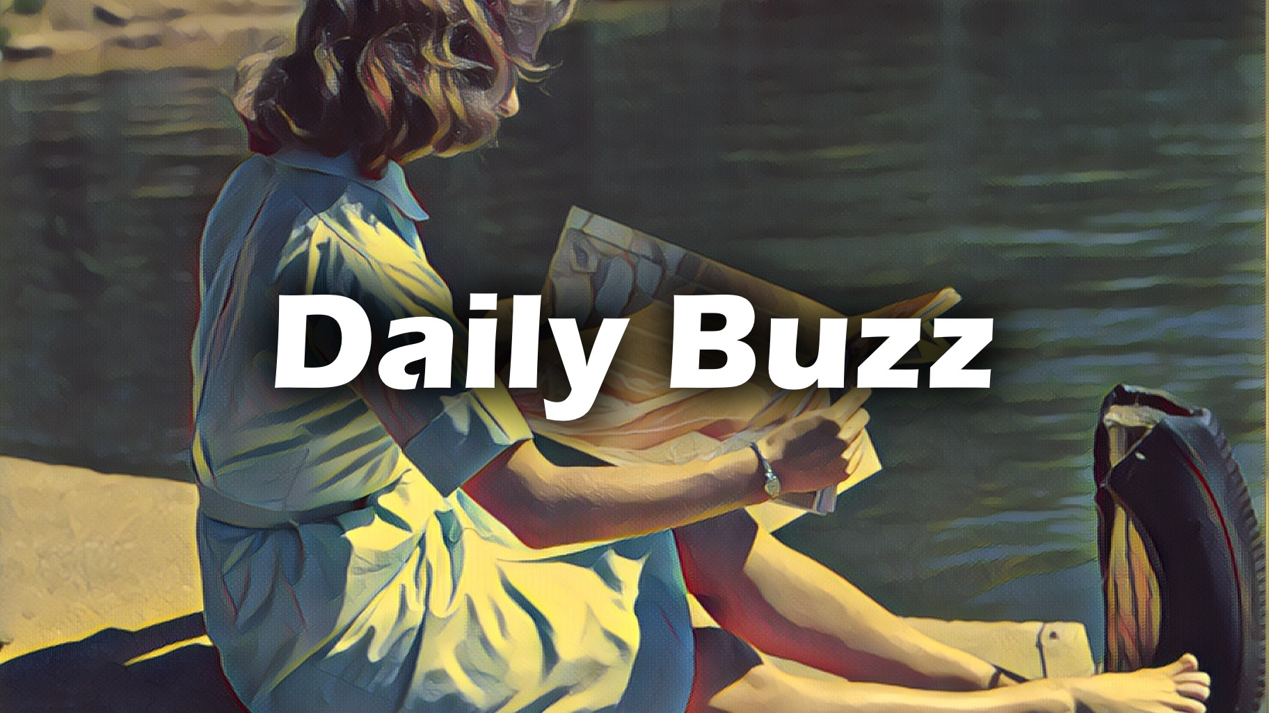 DailyBuzz Monday 9 July 2018