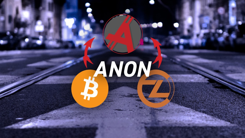 Upcoming: ANON Masternodes Forked From ZCL and BTC