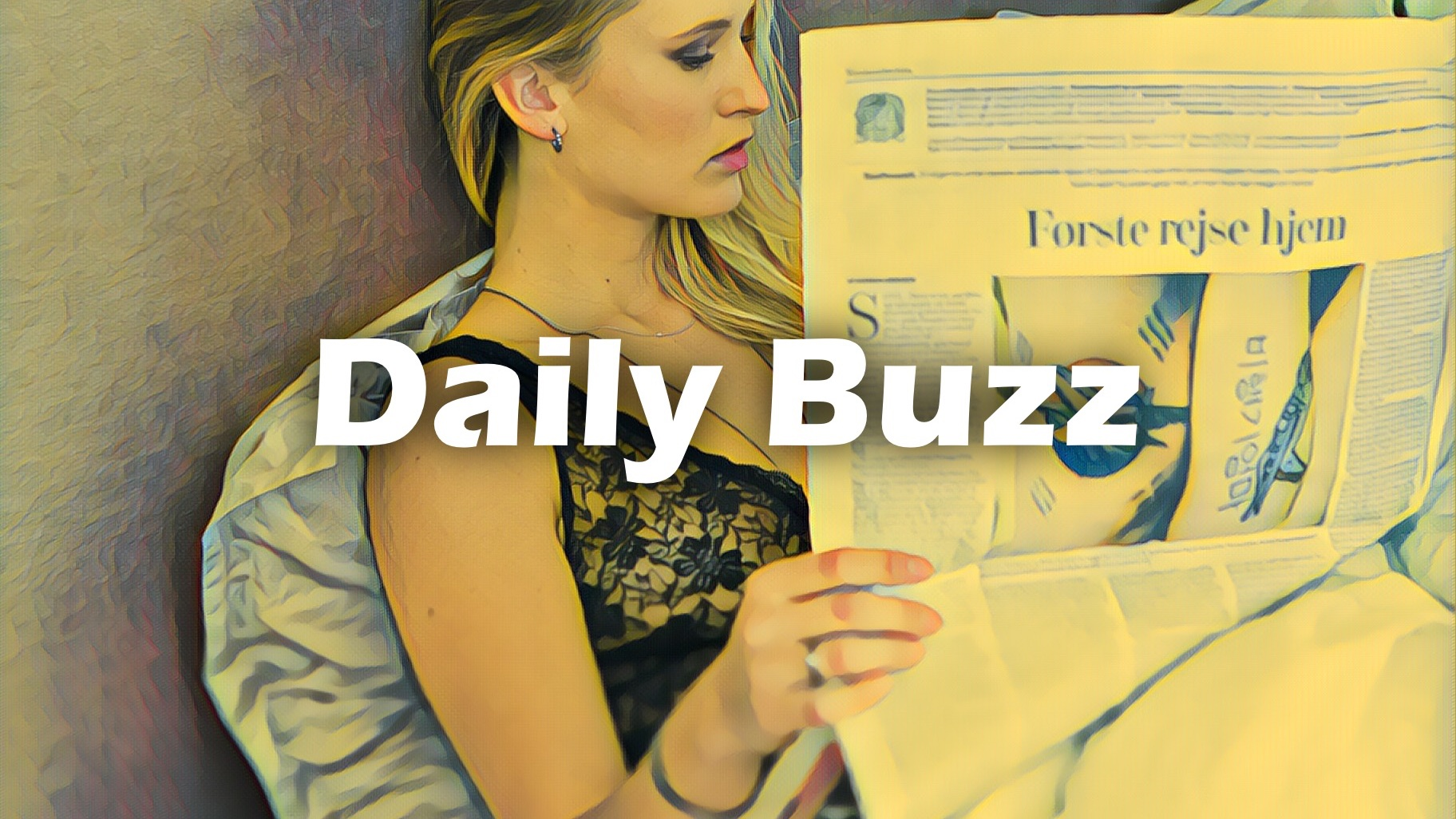 DailyBuzz Saturday 4 August 2018