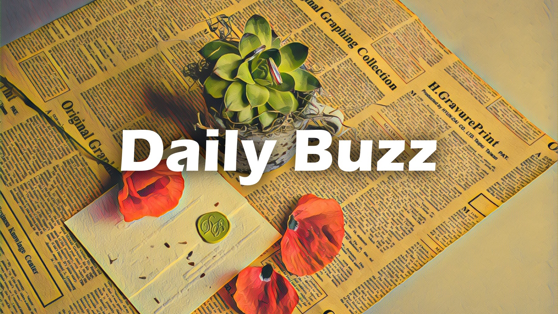 DailyBuzz Monday 6 August 2018
