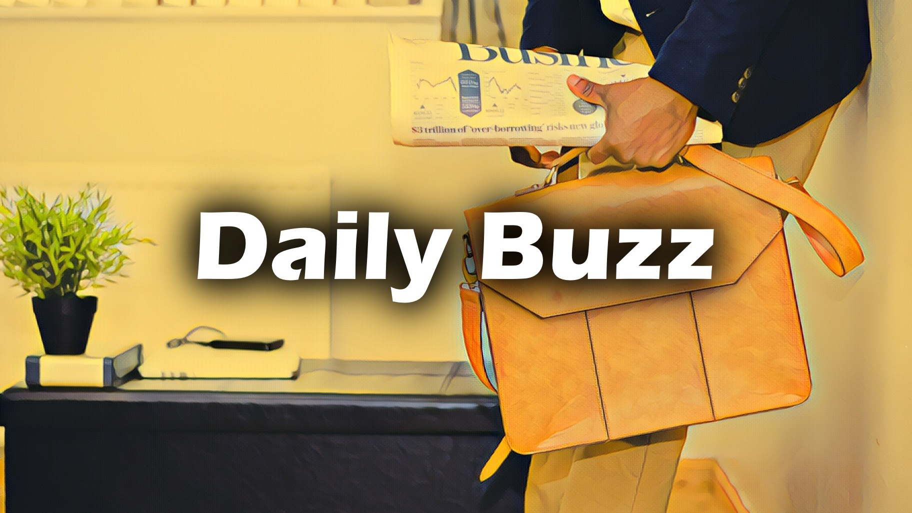 DailyBuzz Tuesday 18 September 2018