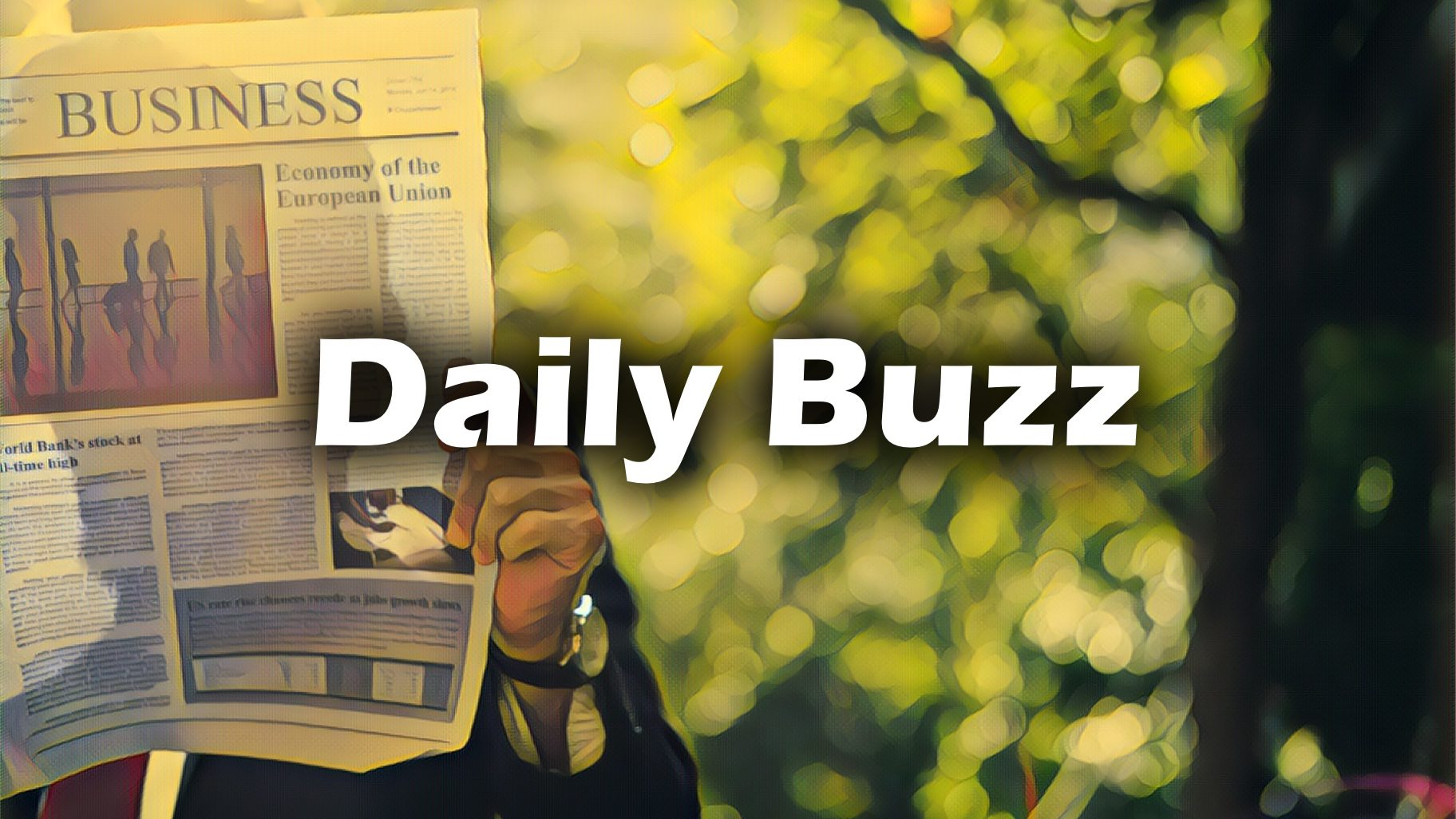 DailyBuzz Thursday 8 November 2018