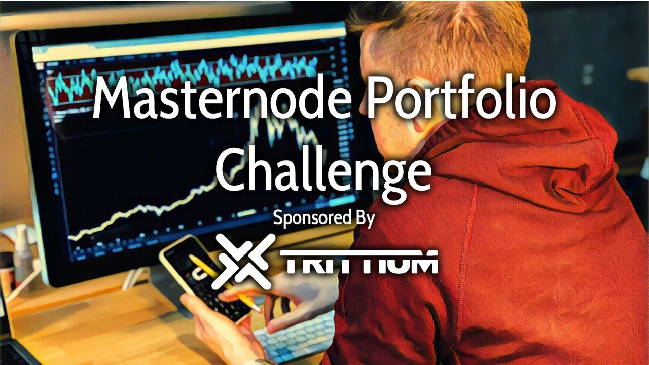 Bi-weekly Portfolio Challenge Update and ZIXX Masternode Giveaway