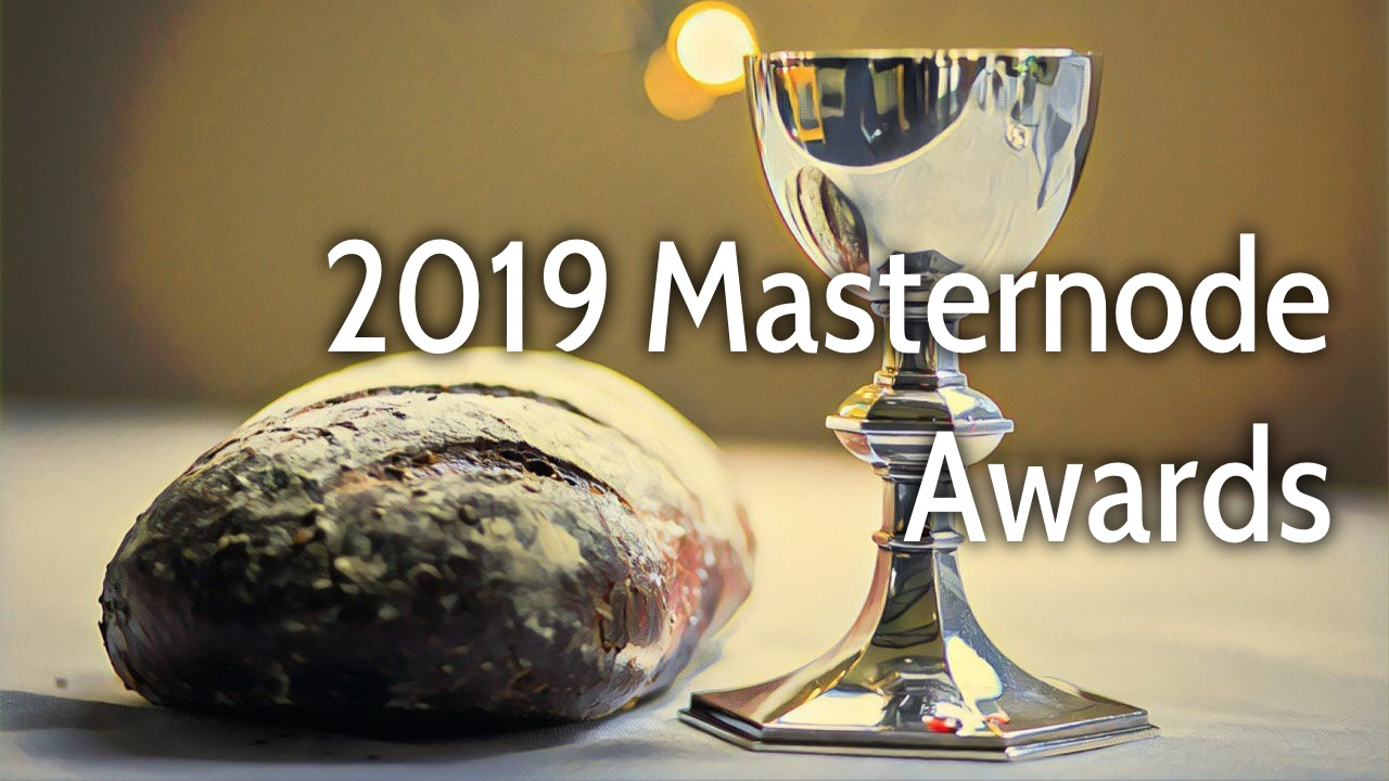 2019 Masternode Awards: All Categories Are Out, Vote for Your Favorite MN Project