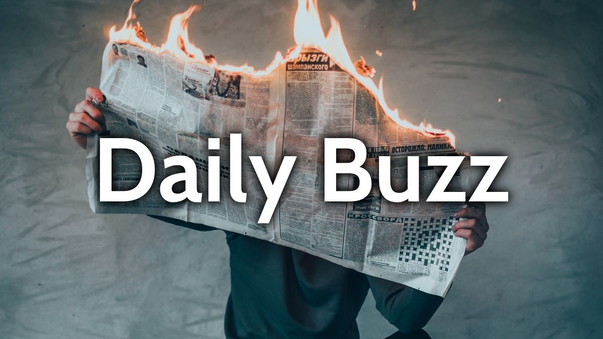 DailyBuzz Wednesday 20 March 2019