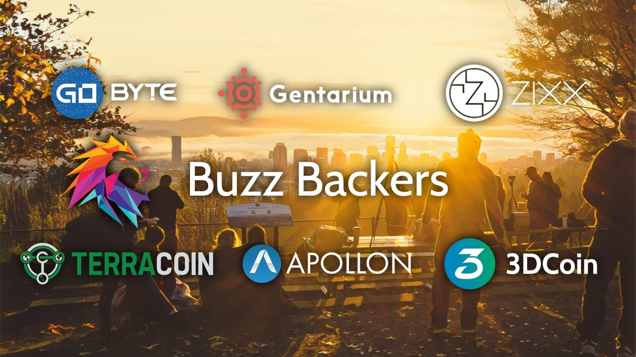 Monthly Buzz Backers March 2019 Update