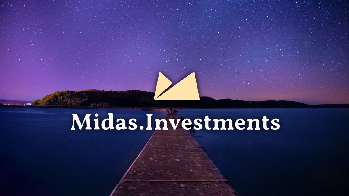 MIDAS Investment Launches First Zero-fee Platform