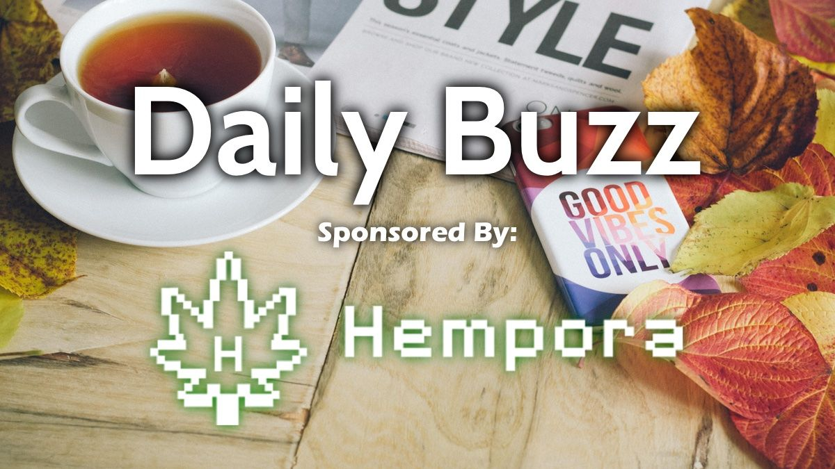 DailyBuzz Tuesday 23 April 2019