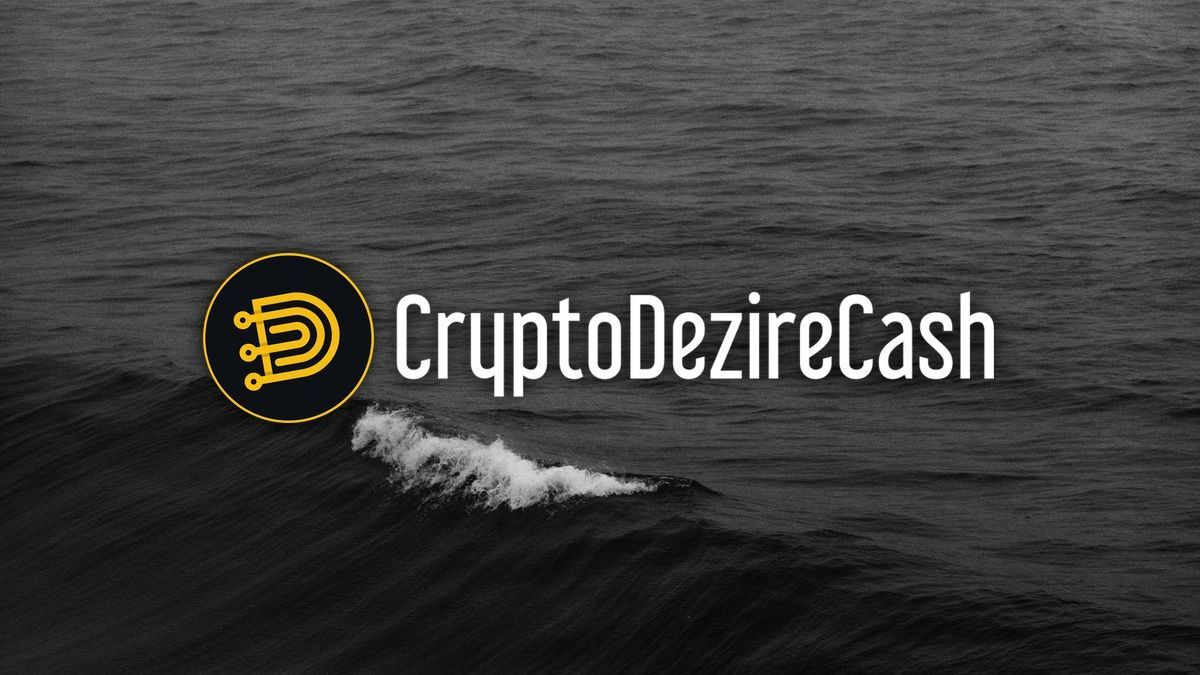 Monthly Premium Buzz Backer: CryptoDezire May 2019 Update
