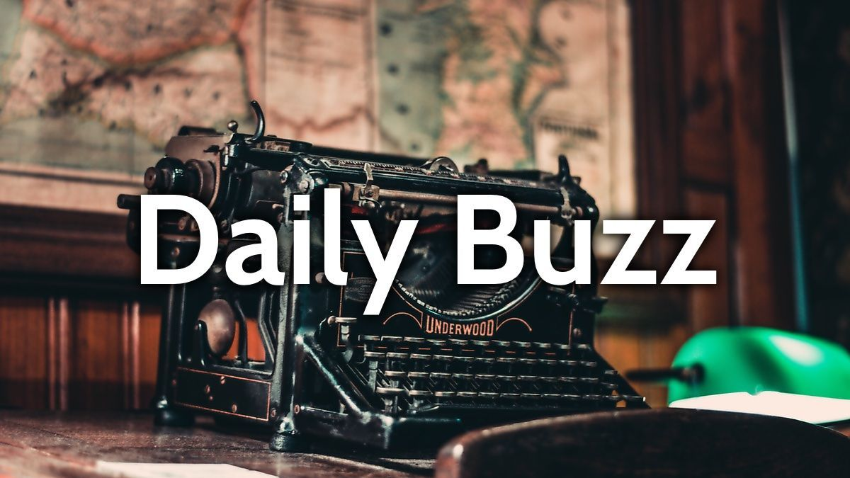 DailyBuzz Sunday 2 June 2019
