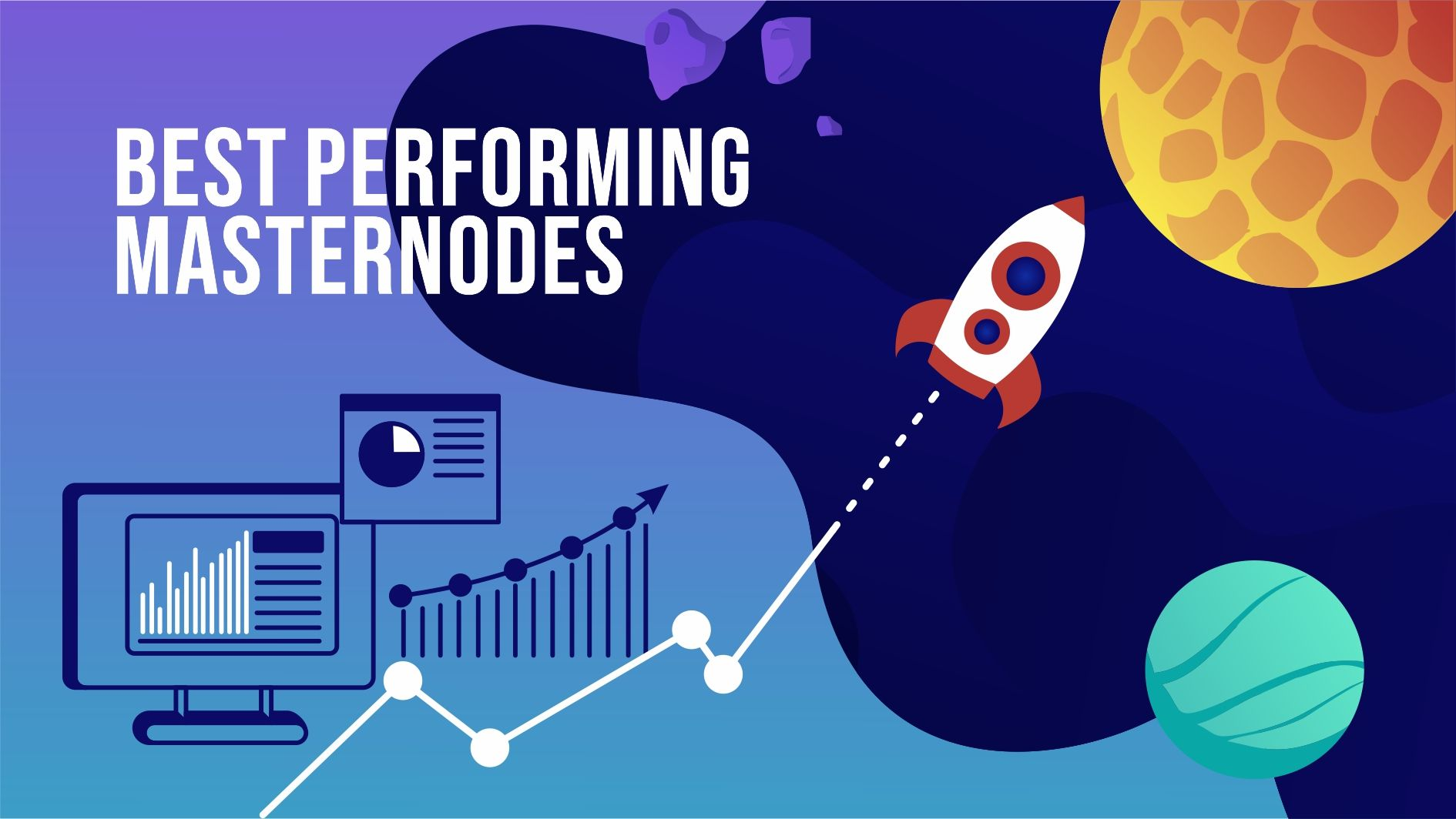 Best Performing Masternodes #Week6