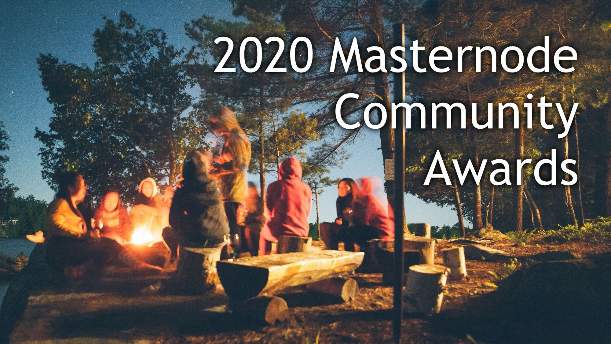 2020 Masternode Community Awards — Vote now!
