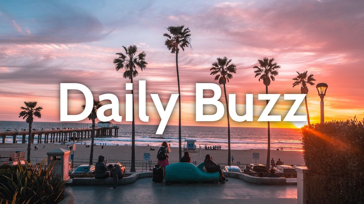 DailyBuzz Saturday 7 November 2020