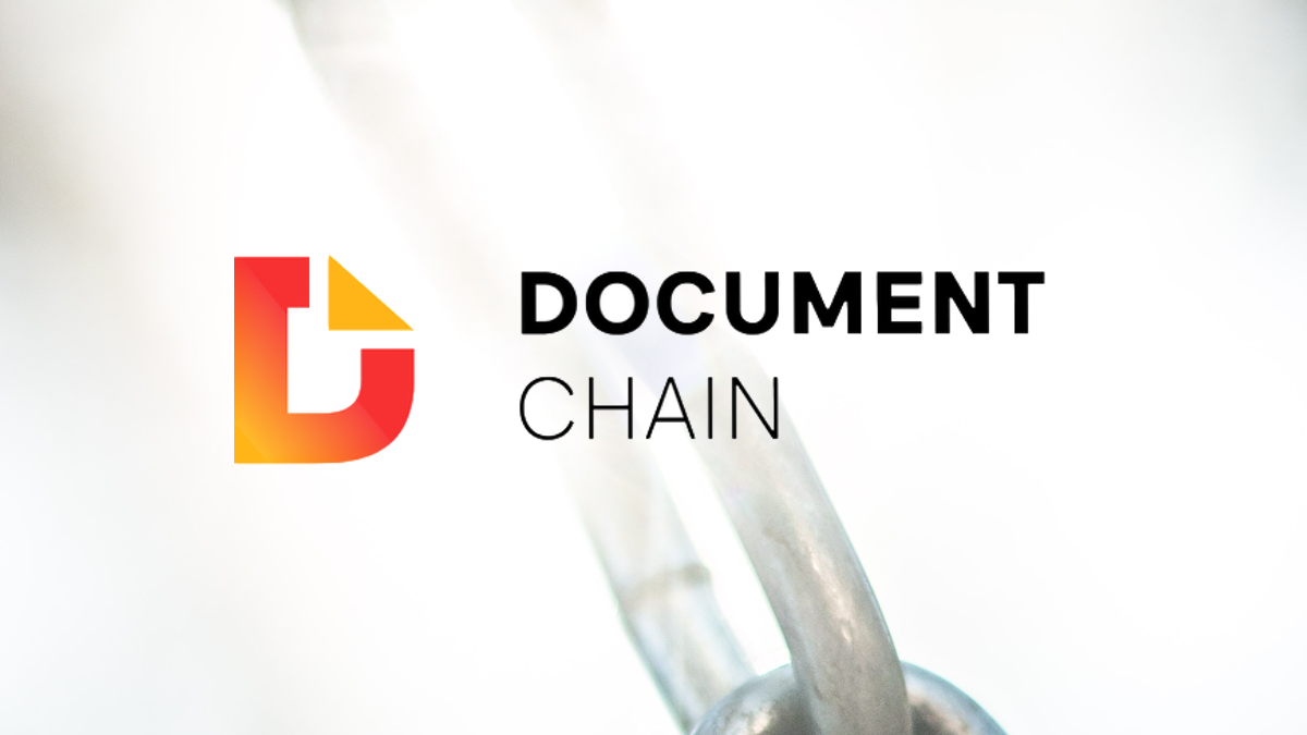Introducing Our Newest Buzz Backer: Documentchain